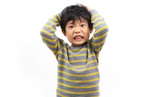 Frustrated Child