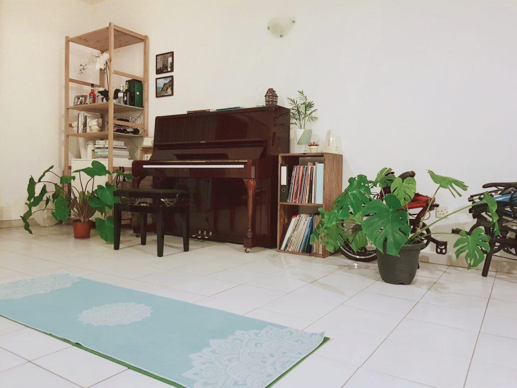 Piano with Po Studio