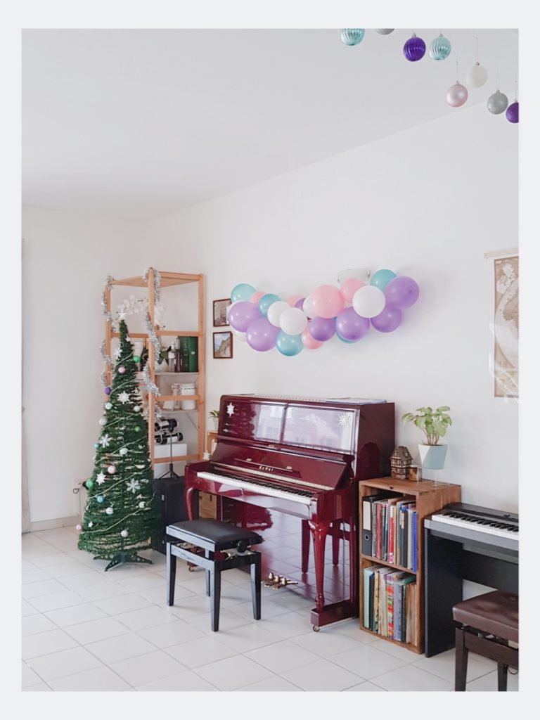 Piano Studio for Concert